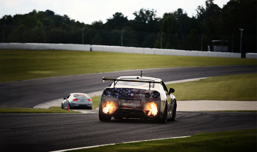 Liberty GT-R at Barber Motorsports Park