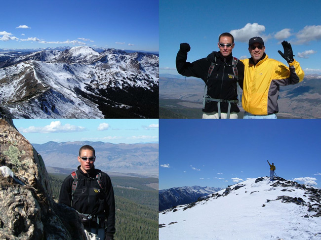 Buffalo-Mountain-Collage