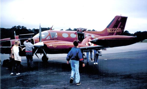 Cesna-421B-Golden-Eagle