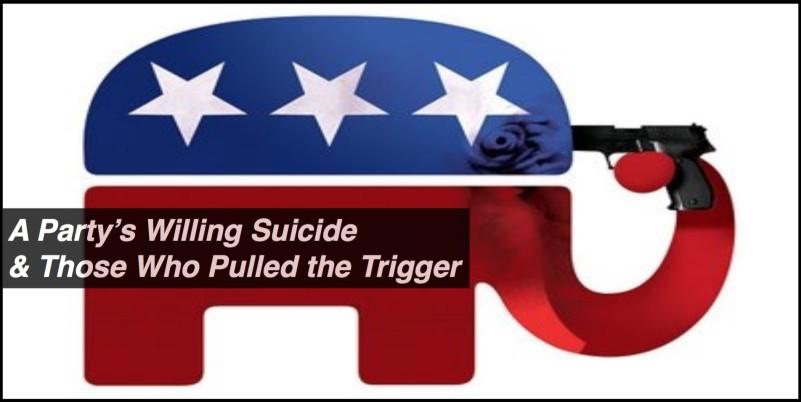GOP Suicide