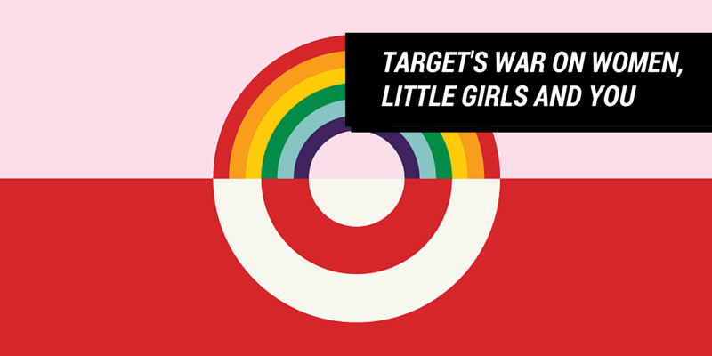 Target's War on Women, Little Girls and You