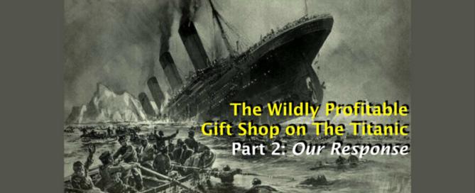Wildly Profitable Gift Shop on Titanic - Part 2