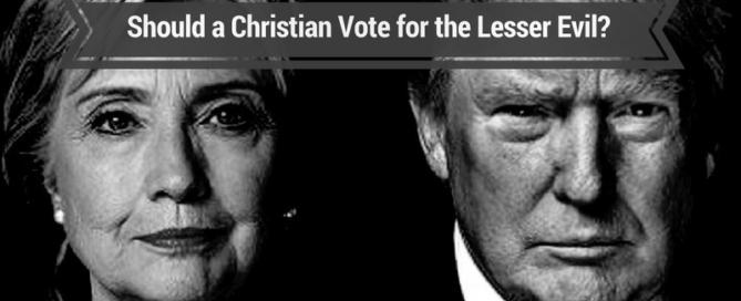 christian-vote-lesser-evil
