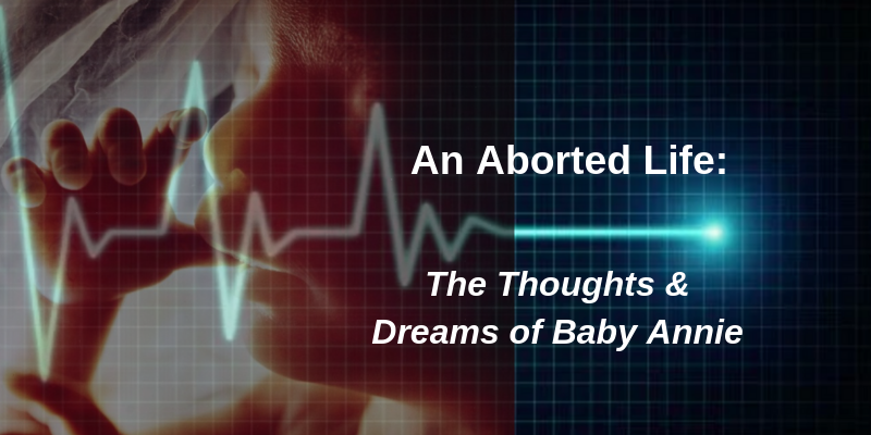 An Aborted Life:  The Thoughts & Dreams of Baby Annie